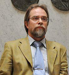 Ilkka Hanski, Helsinki, styczeń 2009. Fot. Teemu Rajala, Wikimedia Commons