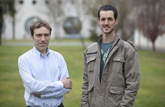 Od lewej: Antonio López i Ińigo Cenoz. Źródło: unavarra.es