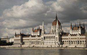 Budynek parlamentu węgierskiego. Sxc.hu