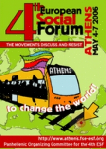 4th European Social Forum