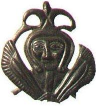 Anat z brązu, ok. 700-600 p.n.e., znaleziona w Hiszpanii