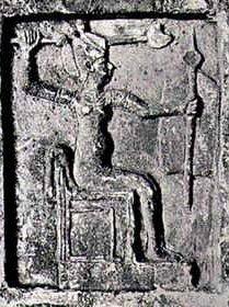 Ugarycka bogini Anat