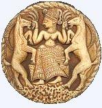 Aszera, ok. 1300 p.n.e.