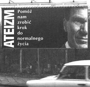 Reklama ateizmu w PRL