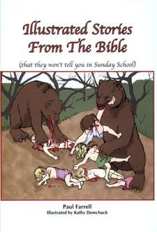 """Proroka Elizeusza Bóg zawsze wysłuchiwał: """"Kiedy zaś postępował drogą, mali chłopcy wybiegli z miasta i naśmiewali się z niego wzgardliwie, mówiąc do niego: Przyjdź no, łysku! Przyjdź no, łysku! On zaś odwrócił się, spojrzał na nich i przeklął ich w imię Pańskie. Wówczas wypadły z lasu dwa niedźwiedzie i rozszarpały spośród nich czterdzieści dwoje dzieci"""" (2 Krl 2, 23-24)"""