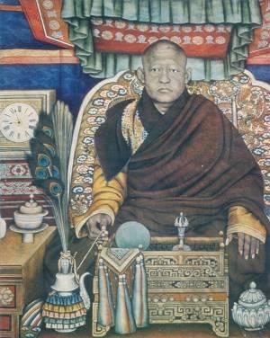 Bogdo Chan