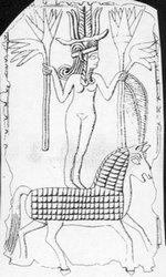 Bogini z Lachisz