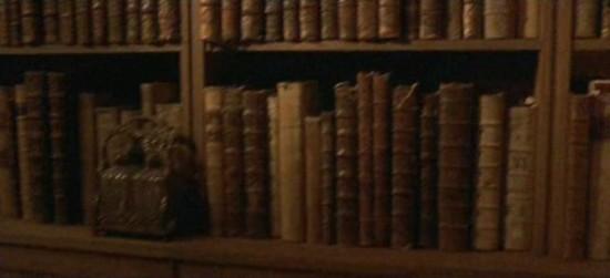 Z filmu Dziewiąte wrota