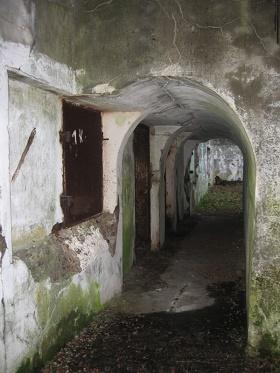 Bunkry kazuńskie to część kompleksu Twierdzy Modlin