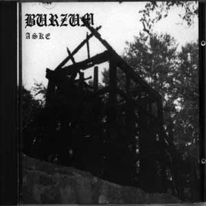 Burzum Aske CD