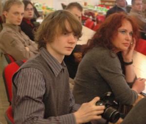 Andrzej Kierski jr i Małgorzata Leśniak
