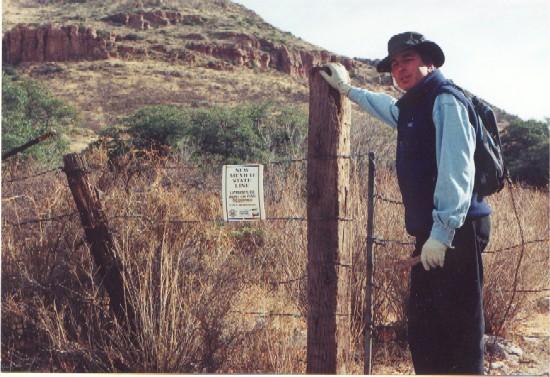 Kanion Szkieletów na południu Nowego Meksyku i Arizony. Tu zakonczyły się ostatecznie walki z Apaczami