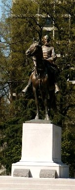 Nathan Bedford Forrest — słynny generał amerykańskiej armii i członek ku klux klanu