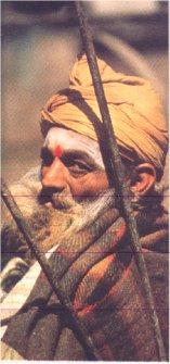 Guru z Nepalu
