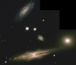 Grupa galaktyk HCG 87