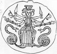 Bogini Hekate