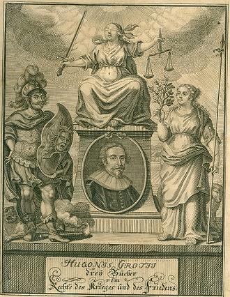 Hugo Grocjusz był cudownym dzieckiem. Nauczył się czytać w wieku dwóch lat, mając 11 lat wstąpił na uniwersytet w Lejdzie, zaś doktorat z prawa uzyskał w 1598, gdy miał lat piętnaście.