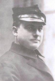 Andrzej Huszno w czasach studenckich