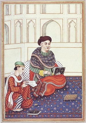 Khatryjski szlachcic przypomina naszych Sarmatów