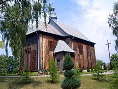 Kościół w Lewinie, Wikimedia