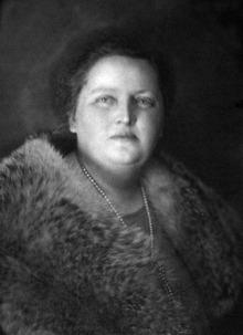 Maria Wojciechowska, 1926