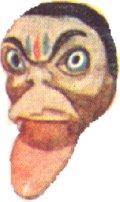 Maska jawańska