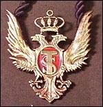 Medalion Zakonu