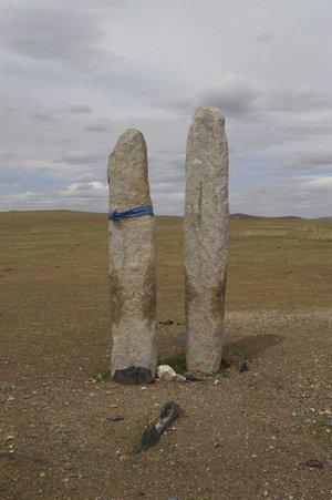 Starodawne pomniki przedmongolskie (Chentej)