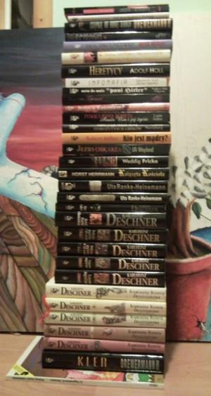 Niektóre książki Uraeusa