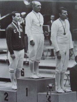 Pawłowski na Igrzyskach w Meksyku w 1968