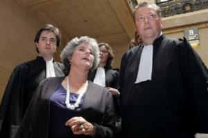 Catherine Picard na rozprawie przeciwko scjentologom