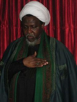 Sheikh ibraheem Al-Zakzaky