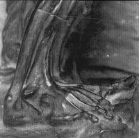 Zmierzch, fragment — stopa, 1915