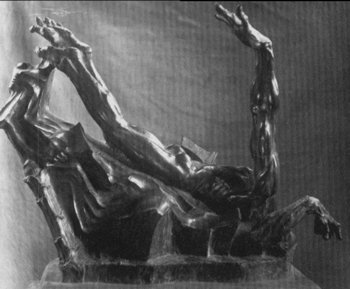 Upadek człowieka, 1920