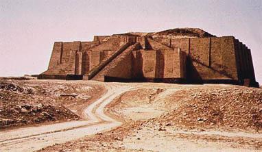 Zikkurat wUr (Irak)
